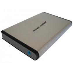 BOX ESTERNO DATA BANK 2.5 ME-HDOTG SATA USB NERO