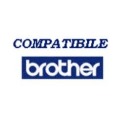 CARTUCCIA COMPATIBILE BROTHER LC123-BK NERA
