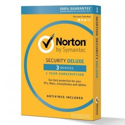 SOFTWARE NORTON SECURITY DELUXE 3 DISPOSITIVI (213