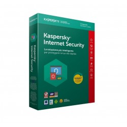 SOFTWARE INTERNET SECURITY 2018 5 CLNT (KL1941T5EF