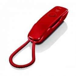 TELEFONO GIGASET DA210 (S30054S6527R103) ROSSO
