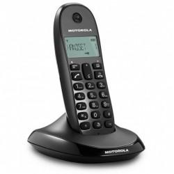 TELEFONO CORDLESS C1001L NERO