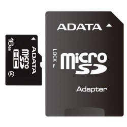 TRANS FLASH 16 GB (AUSDH16GCL4-RA1)