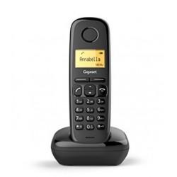TELEFONO CORDLESS GIGASET A170 NERO (S30852H2802K1