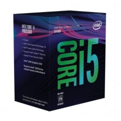 CPU CORE I5-8400 1151 BOX