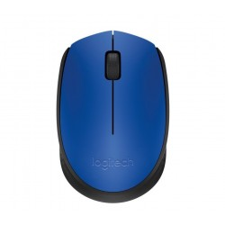 MOUSE M171 BLUE USB WIRELESS (910-004640)