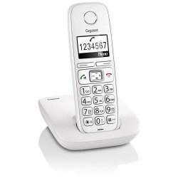 TELEFONO CORDLESS GIGASET AS405 BIANCO (S30852H250