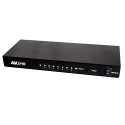 SPLITTER HDMI 8 USCITE - FULL 3D UHD TV 4K (14.281