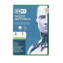 SOFTWARE NOD32 ANTIVIRUS UPGRADE 2USER (98103)