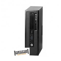 PC 800 G1 SFF INTEL CORE I5-4570 500GB - RICONDIZI