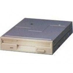LETTORE FLOPPY DISK 1.44 BIANCO