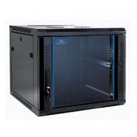 ARMADIO RACK A PARETE 6U 370X600X450 (AP900406U6X4 - Tes Informatica