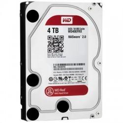 HARD DISK RED 4 TB SATA 3 3.5 NASWARE (WD40EFRX)