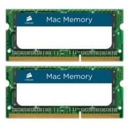 SO-DDR3 8 GB PC1333 MHZ MAC KIT (CMSA8GX3M2A1333C9