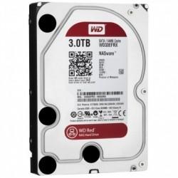 HARD DISK RED 3 TB SATA 3 3.5 NASWARE (WD30EFRX)