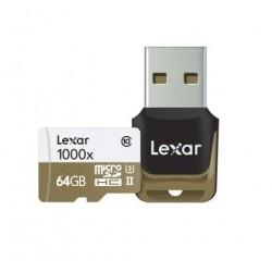 TRANS FLASH 64 GB (LSDMI64GCBEU1000R) UHS-II CLASS
