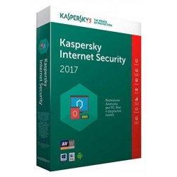 SOFTWARE INTERNET SECURITY 2017 1 CLNT (KL1941TBAF
