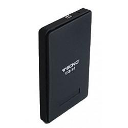 BOX ESTERNO PER HD 2,5 SATA USB 3.0 (TC-302U3) NER